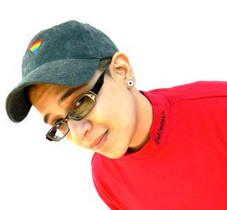 Rainbow Embroider Hat