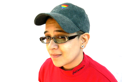 Rainbow Embroider Hat