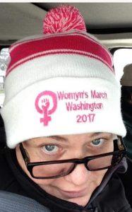 Womyn's March Washington, DC 2017